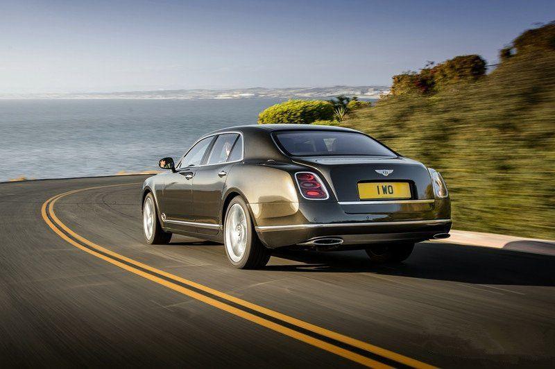 Bentley Mulsanne Extreme Edition