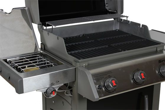 Weber Spirit E 320 Gas Grill Reviews Grilling Grilling Recipes