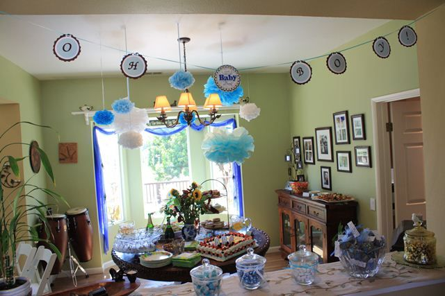 decoracion baby babyshower pinterest baby showers