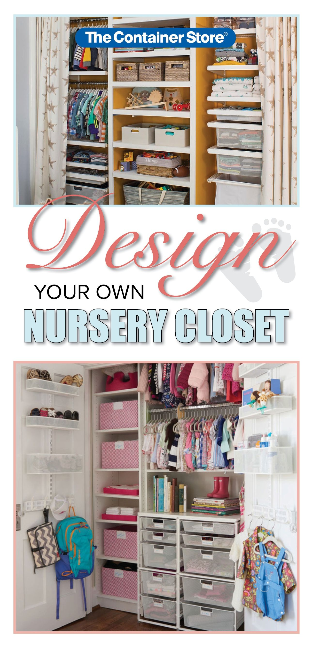 Ready To Design Your Babys Closet Its Easier Than You