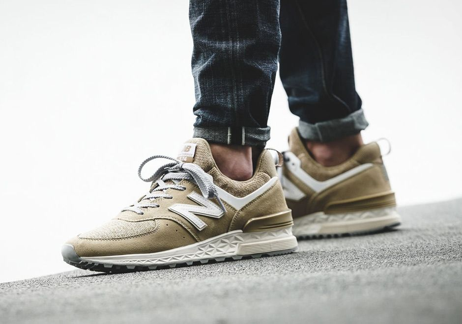 Where to Buy New Balance 574 Sport Suede Pack | What's