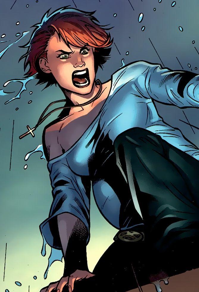 Women of Marvel... wolfsbane