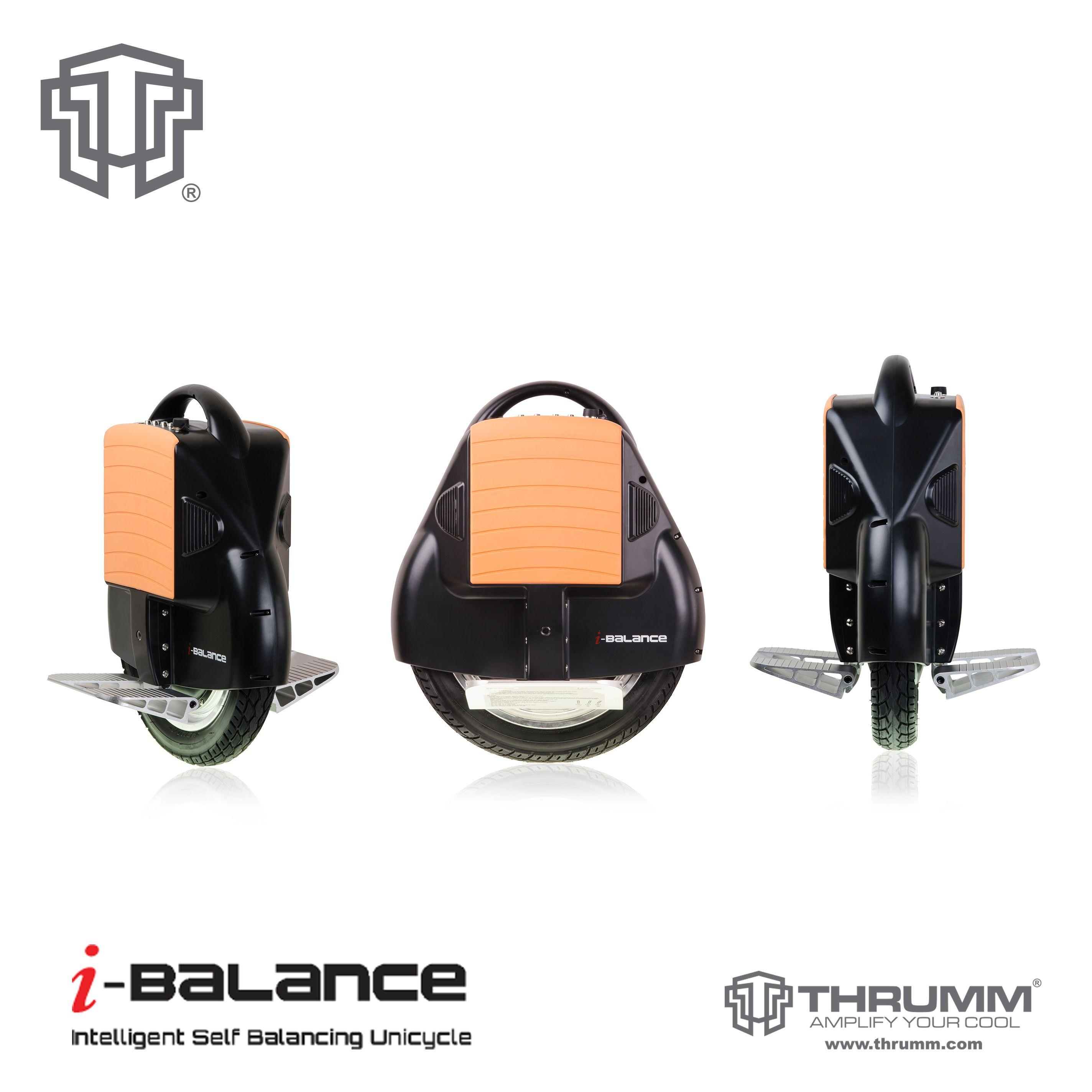 #THRUMM #i-BalanceOrange