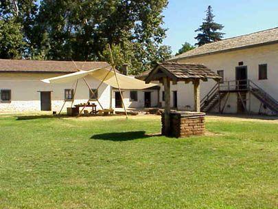 Sutter's Fort - Sacramento, California   In the plans for Summer 2012