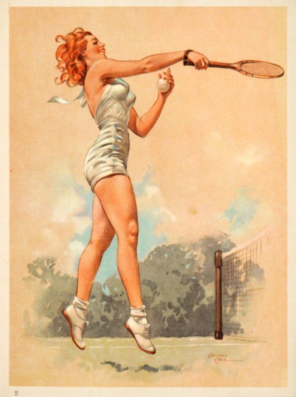 Tennis pinup sports sexy side pinterest tennis tennis pinup thecheapjerseys Gallery