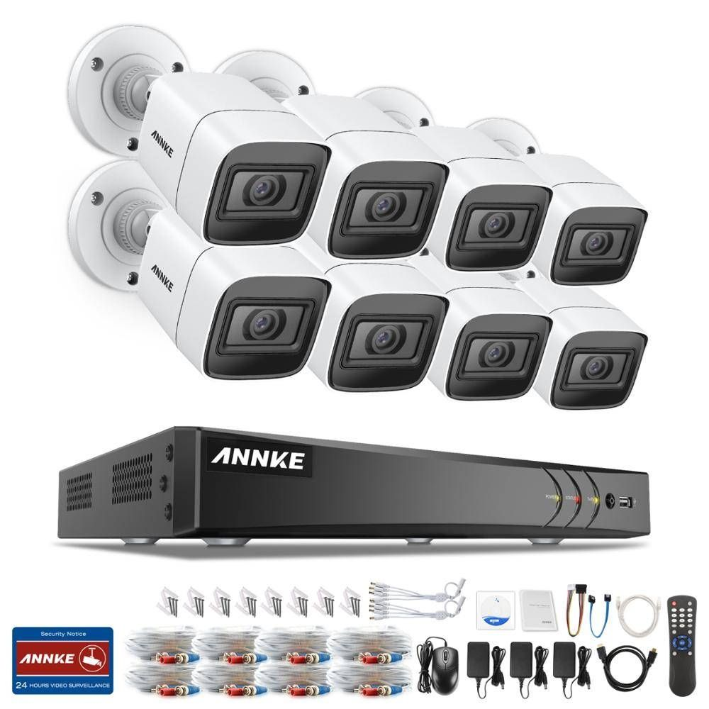 4k Home Security System H 265 Dvr Cctv Dvr 8mp Night Vision Cameras Video Security System Home Security Systems Cctv Surveillance