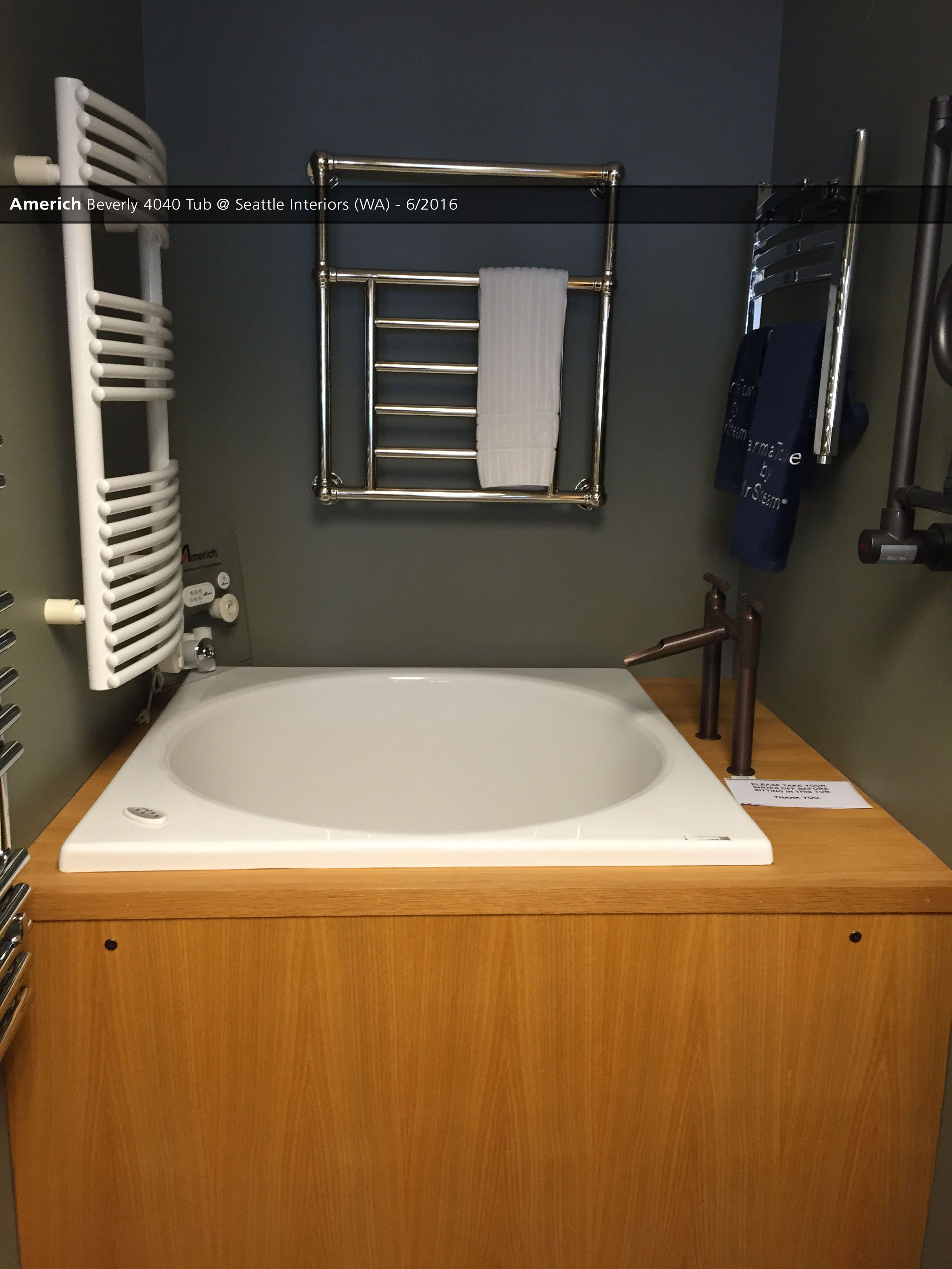 Americh Beverly 4040 Tub Seattle Interiors Wa 6 2016