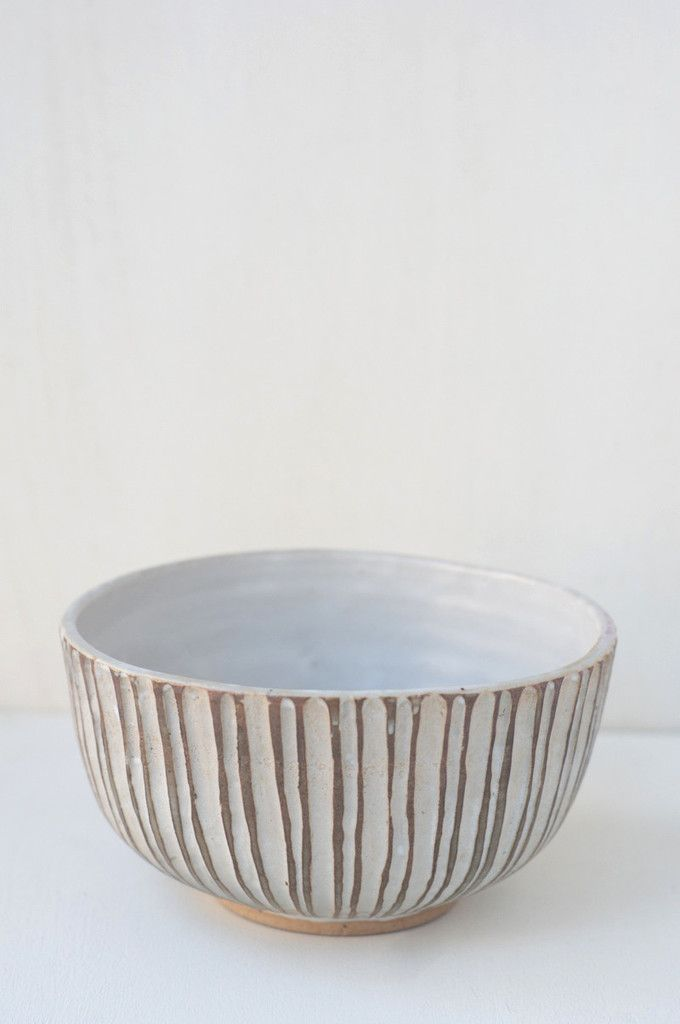 MALINDA REICH MEDIUM BOWL NO. 009 $150.00 Dimensions: 7 inches high by 3.75 inches wide