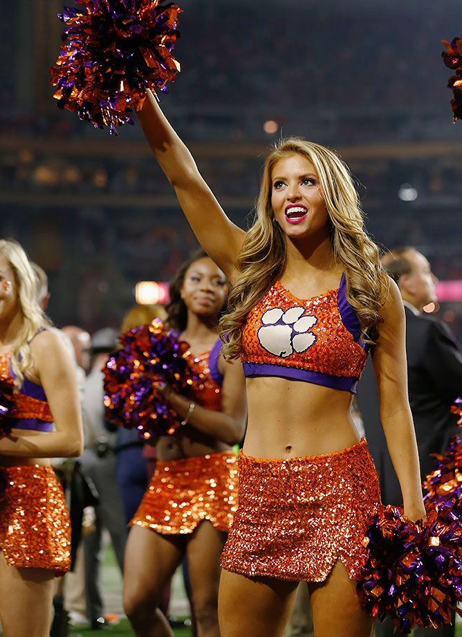 Cheerleaders of the College Bowl Games - Hot cheerleaders, Hottest nfl cheerleaders, Cute cheerleaders - 웹