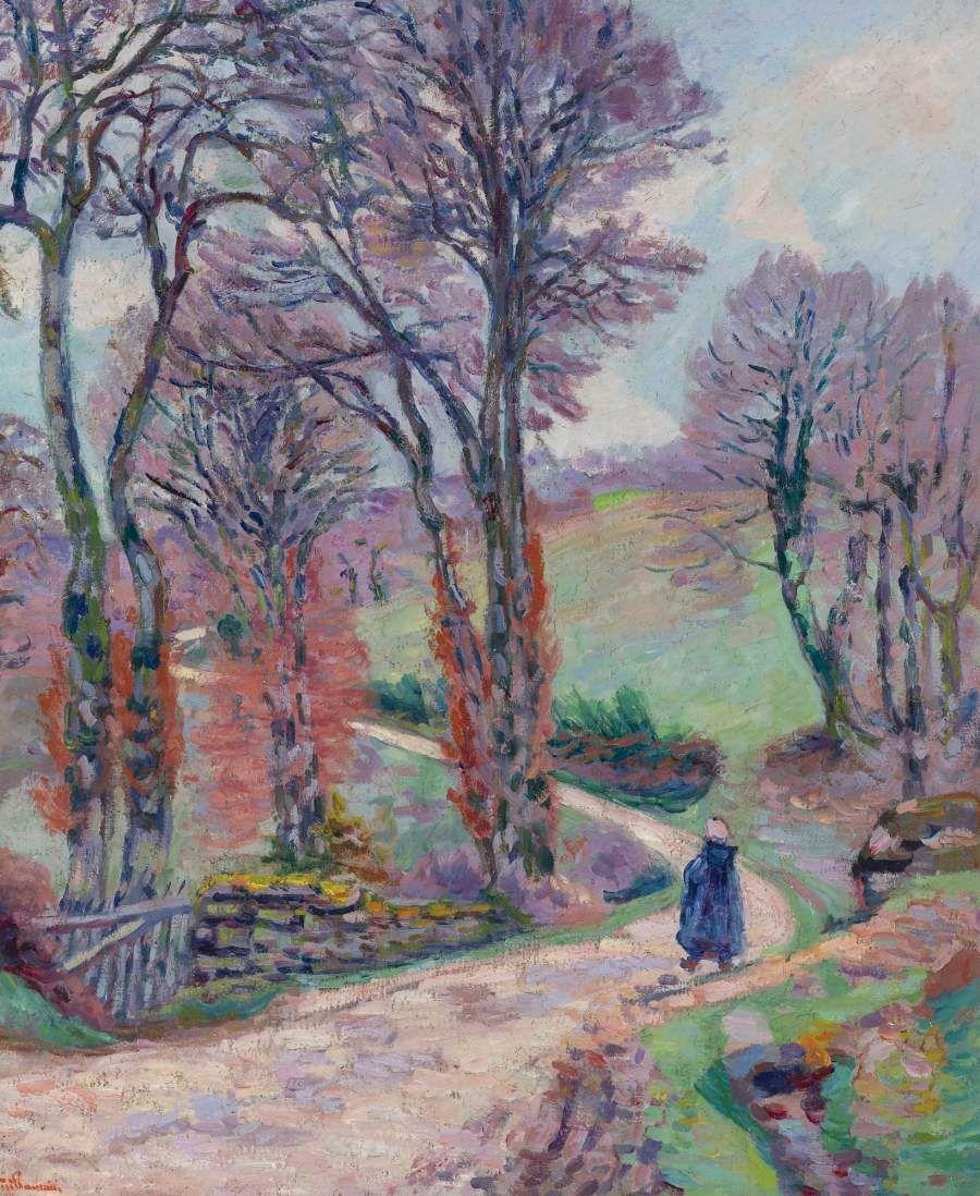 Landscape Of The Creuse 1902 Oil Painting Landscape Oil Painting Gallery Art Painting