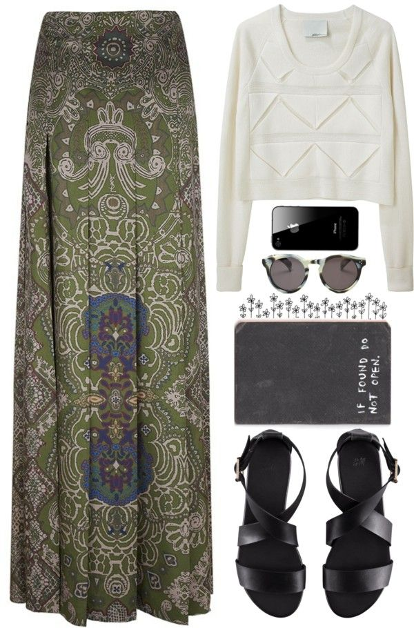"""Move on"" by lovegoodies ❤ liked on Polyvore"