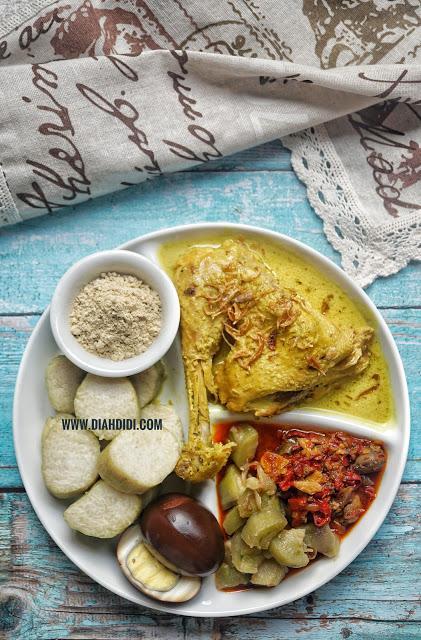 Diah Didi S Kitchen Lontong Cap Gomeh Ide Makanan Makanan Dan Minuman Resep Masakan Indonesia