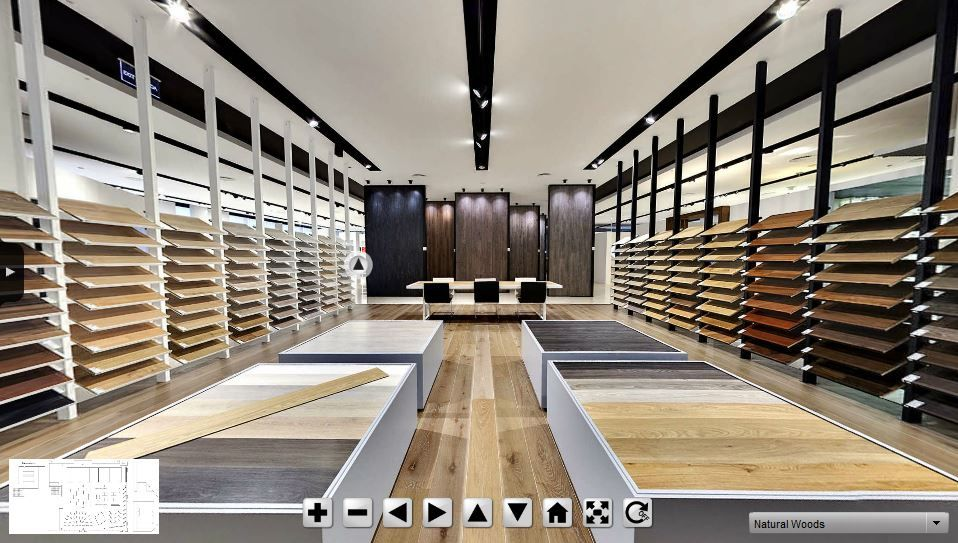 Show room parquet cerca amb google show rooms for Showroom flooring ideas