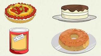Curso de panadería parte 3 - YouTube