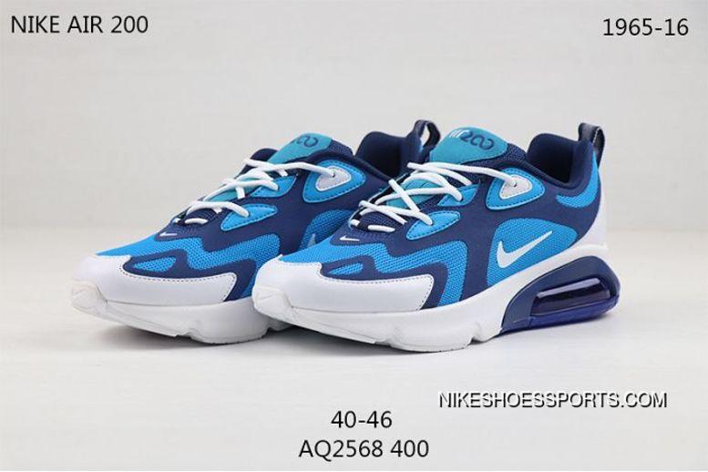 Men Nike Air Max 200 Running Shoes SKU