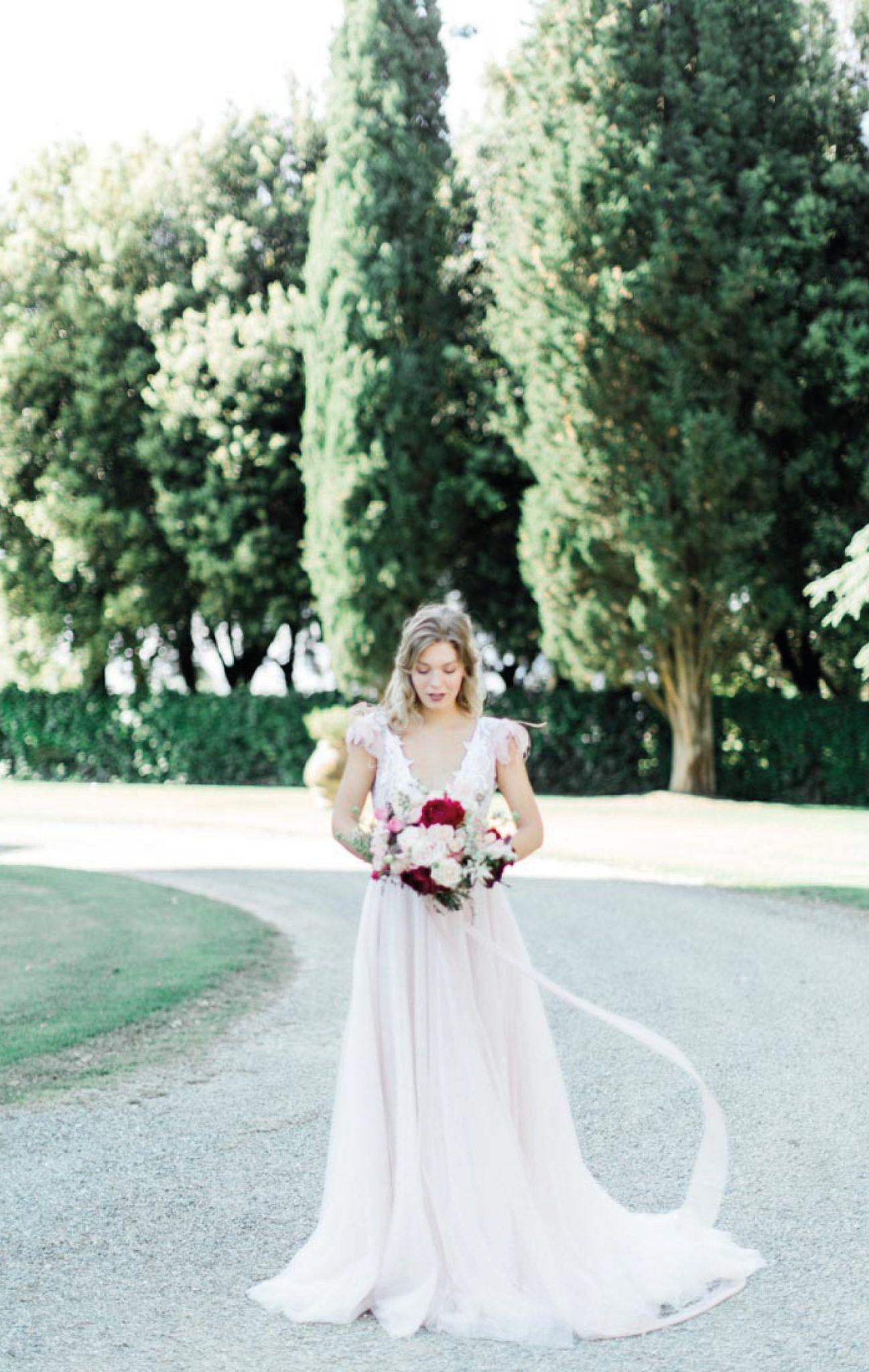 Mariage romantique en Toscane Adoré Blog en 2020