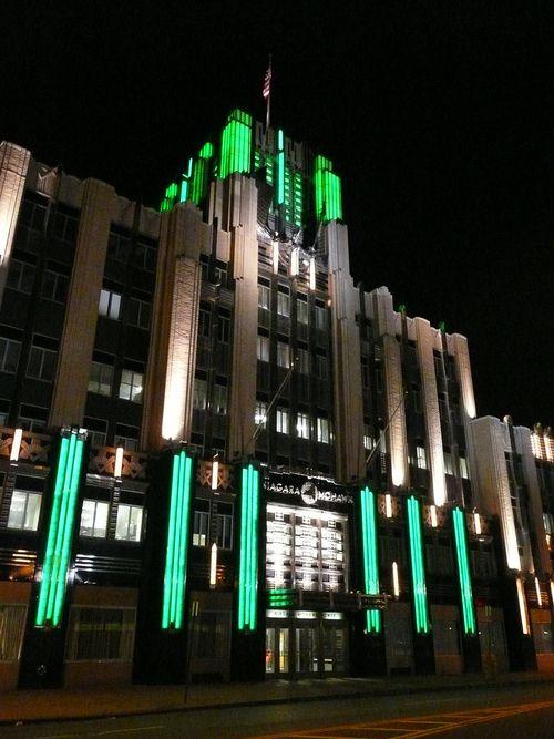 Niagara Mohawk Power Building, Syracuse, New York