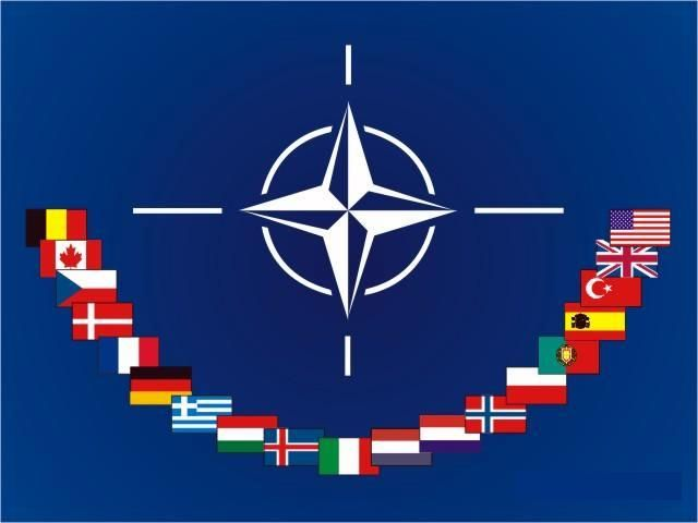 Image result for nato logo