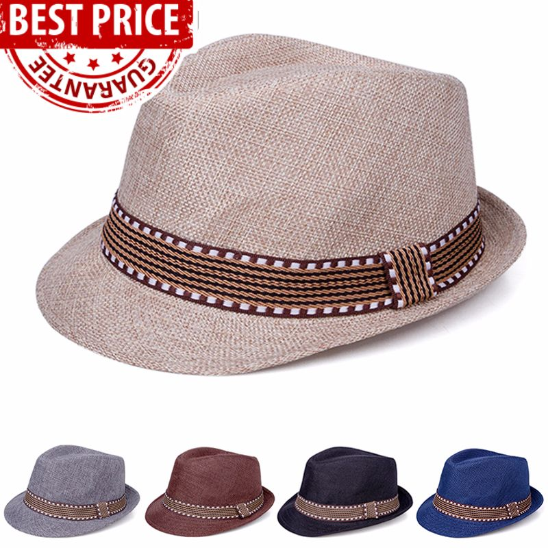 Stylish Straw Baby Hat Jazz Cap For Boy and Girls   Price   3.90   FREE  Shipping     girlsdresses 8209db681138