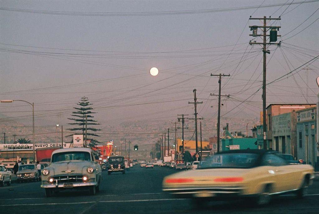 Mexico City, 1976 © René Burri, Courtesy Éditions Phaidon