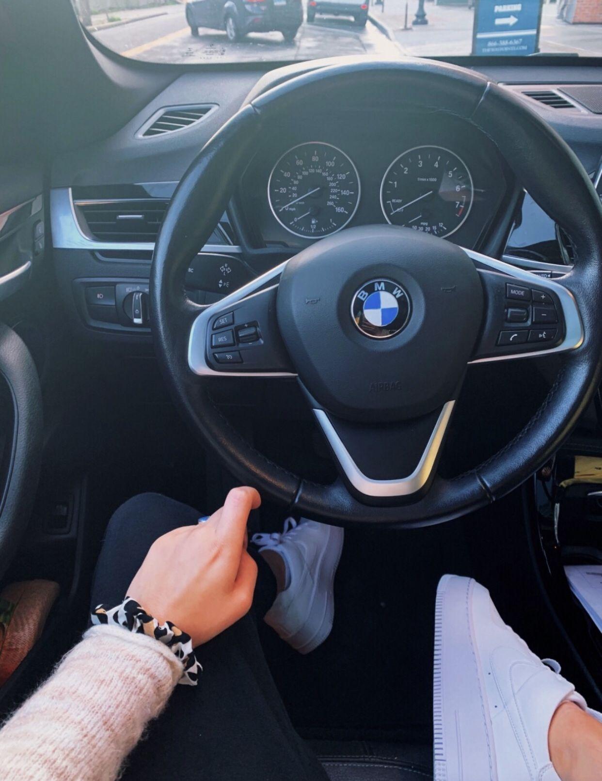 Vsco Chynapmcghee In 2020 Bmw Girl Dream Cars Girls Driving