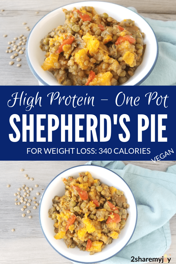 Easy Vegan One Pot Shepherds Pie Recipe Gluten Free