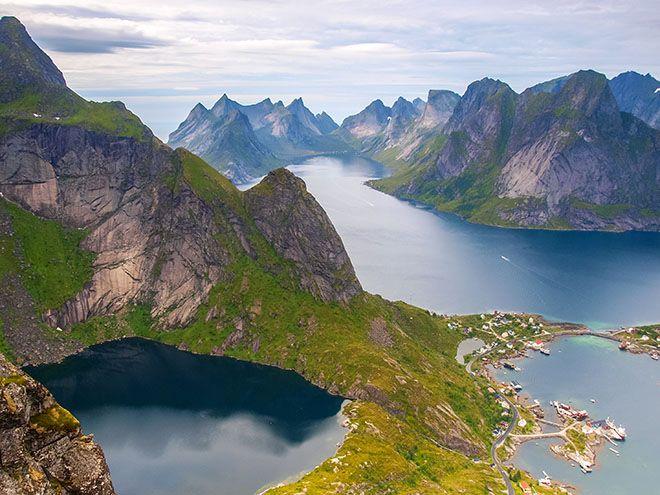 Adventure Journal Most Beautiful Places Lofoten Islands