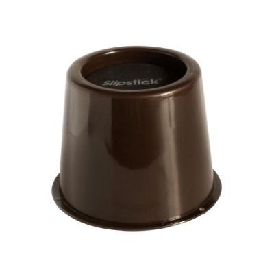 Slipstick 3 In Under Bed Storage Furniture Bed Risers Chocolate