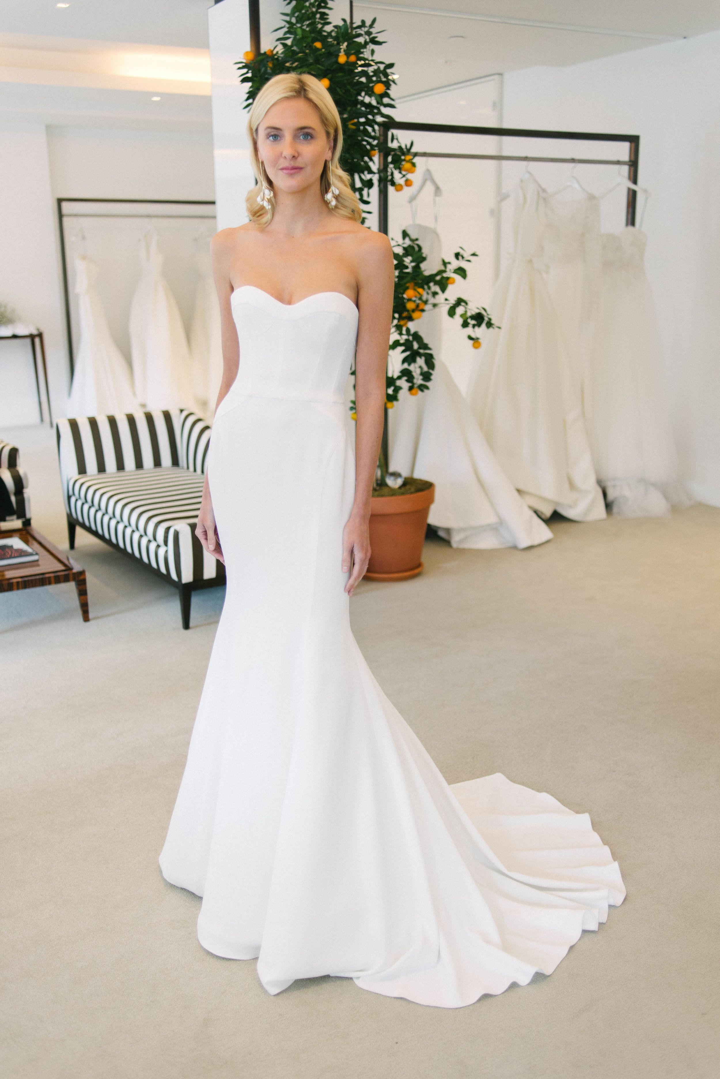 Carolina Herrera Spring 2020 Collection Preview Wedding Dresses