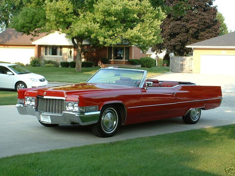 69 cadilac | Thinking of buying a 1960\'s Cadillac. Anyone else like ...