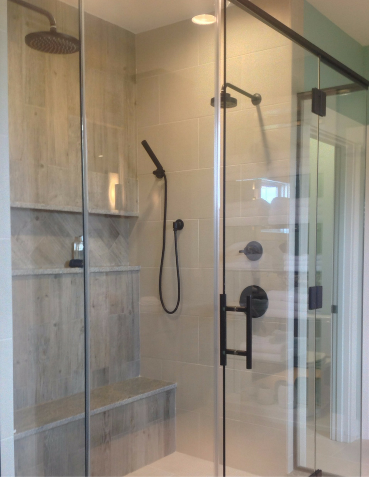 7 12 Cool And Unusual Tile Shower Design Tips From The 2016 Gorgeous Bathroom Design Columbus Ohio Decorating Design
