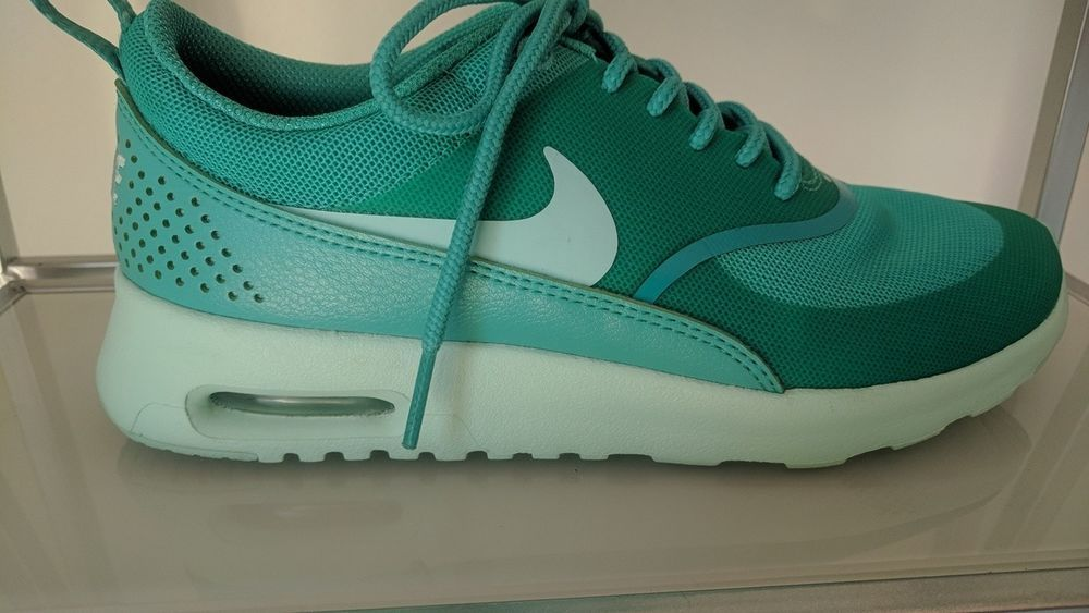 New Nike Women's Air Max Thea Shoes (599409 408) Light Retro