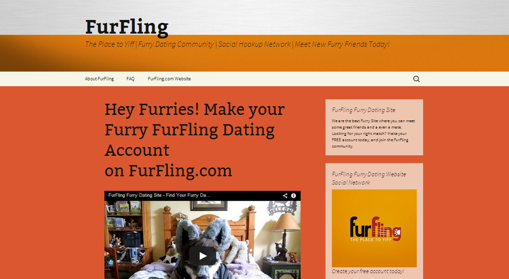 Free furry dating sites