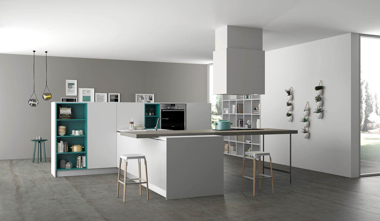 Cucine: funzionalità al primo prezzo | Kitchen | Kitchen ...