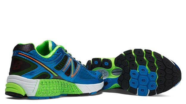 new balance running for flat feet