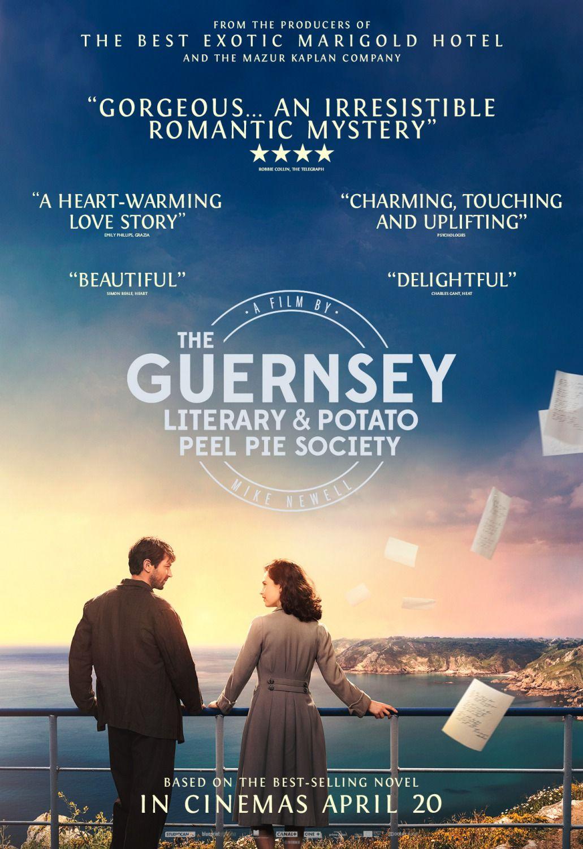 Guernsey Movies Potato peel pie society, The guernsey
