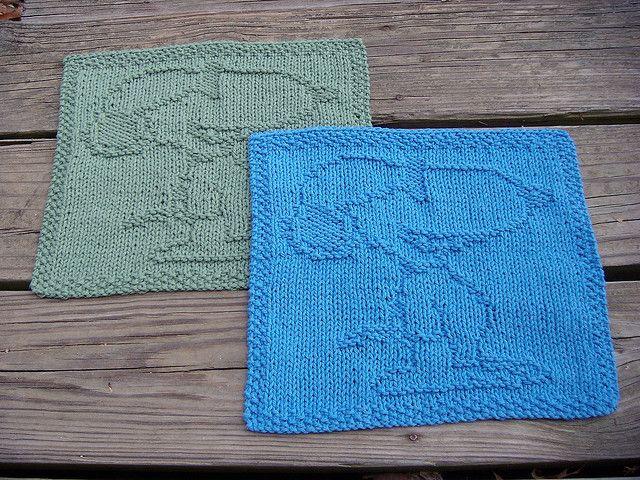 Snoopy Dishcloths by chemicallyblonde, via Flickr   snoopy knit ...