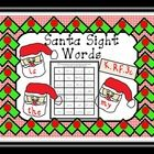 http://www.teacherspayteachers.com/Product/Santa-Sight-Words-1010505 Have some Santa Sight Word fun! Your students will love playing Santa Sight Word Ho Ho Ho.  Use these cards to play concentration or even as flashc...