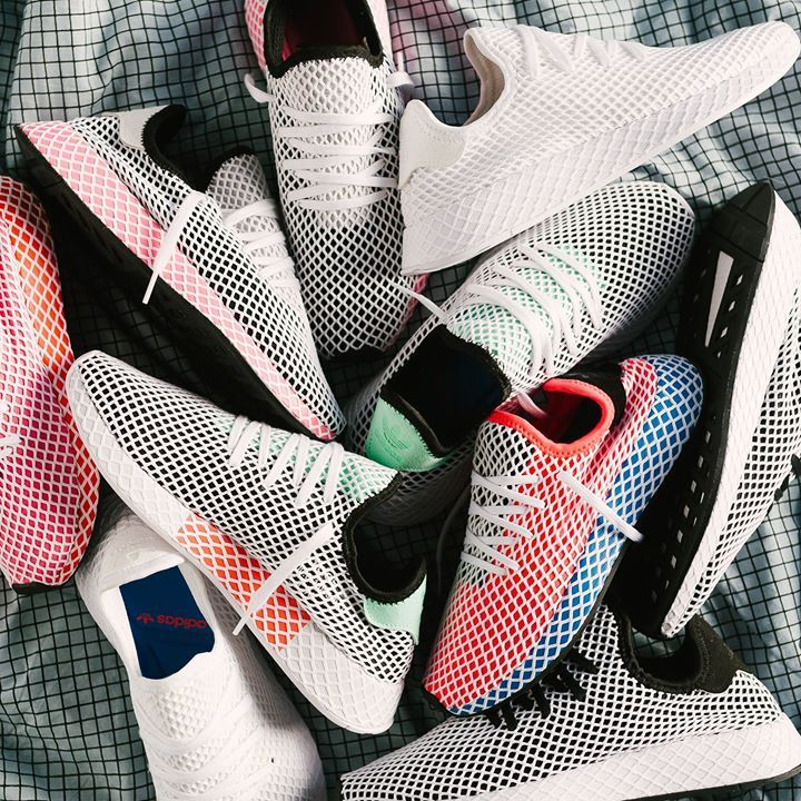 check out 81e88 6661e adidas Deerupt Original Runner is now online. For men http