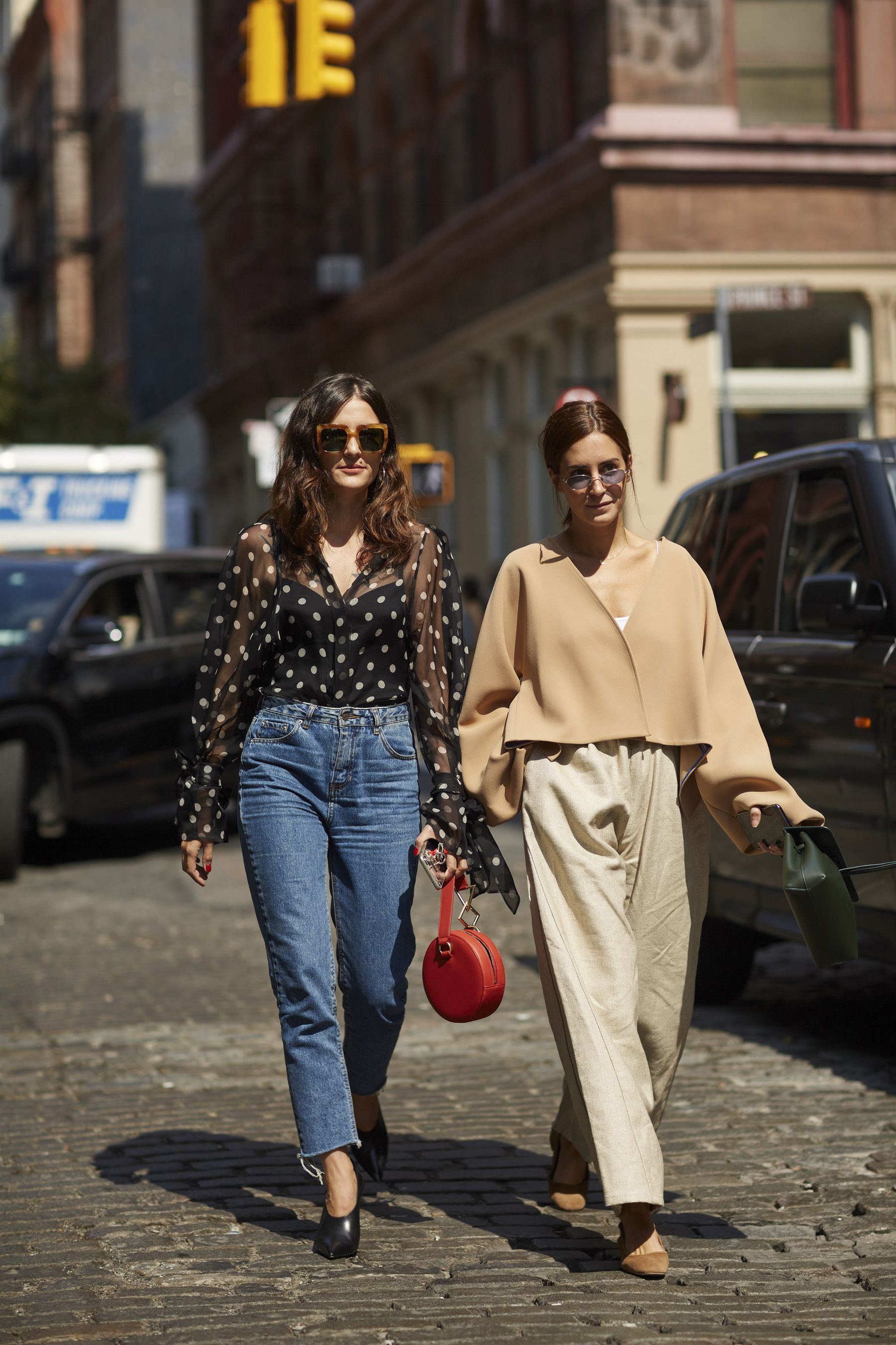 The Best Street Style from New York Fashion Week Street Style