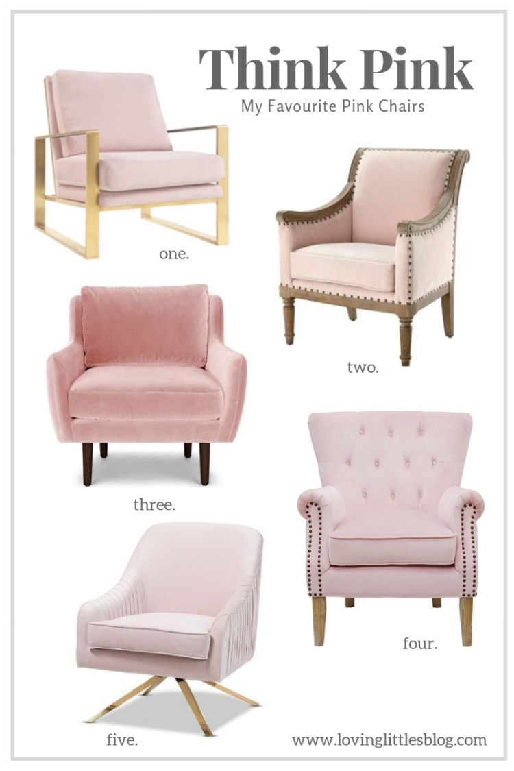 Blush pink chairs living room pink chairs living room