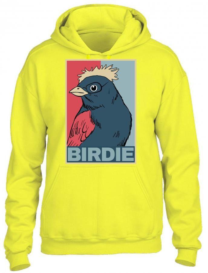 Birdie T Shirt HOODIE