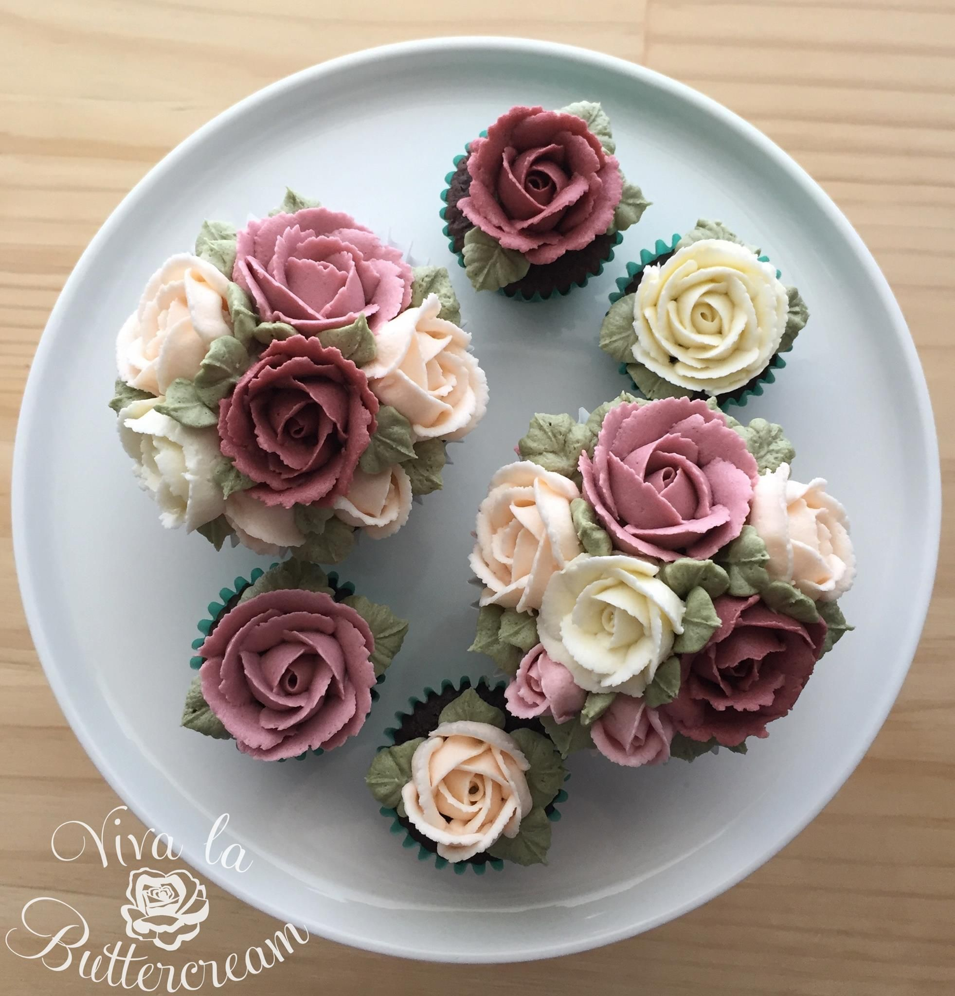 Baking Recipes Desserts Cupcakes Buttercream Frosting