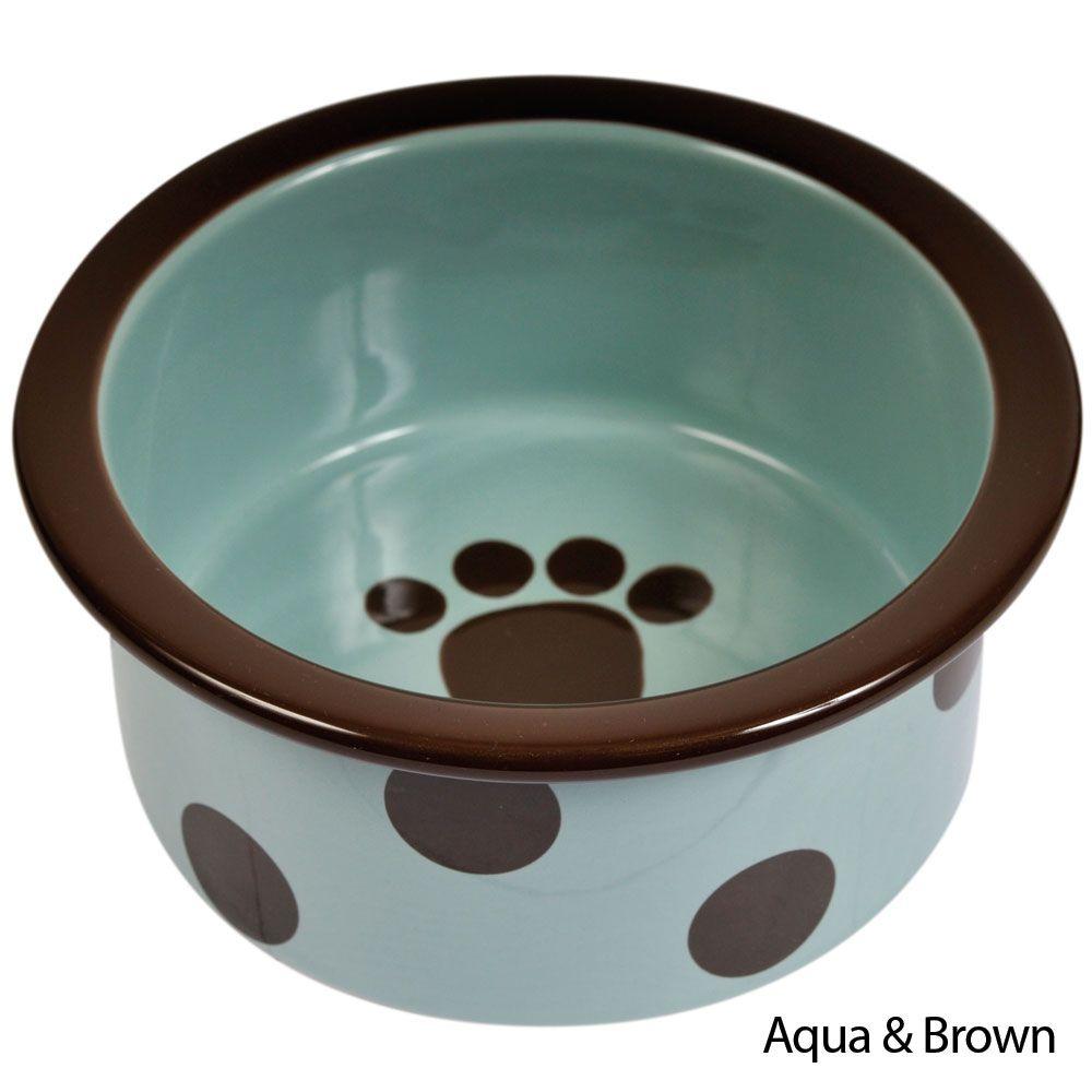 PetRageous Designs Sassy Ceramic Dog Bowl | Dog Stuff ... - photo#32