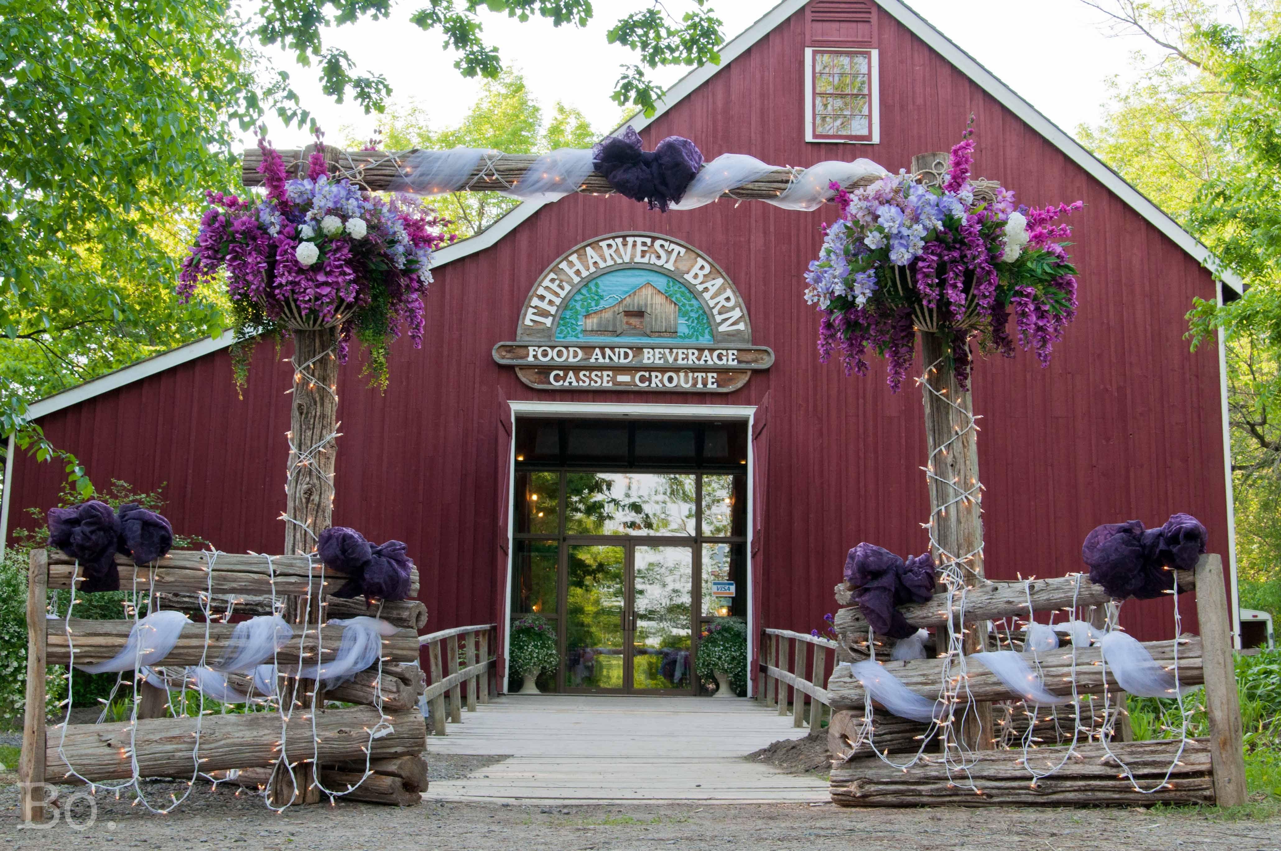 Harvest Barn decorating ideas