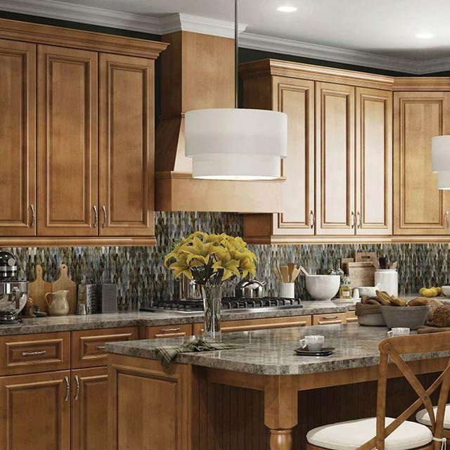Painting your kitchen cabinets is no small undertaking ...