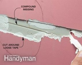 How To Paint Walls Prepare Interior Walls For Painting Drywall Repair Interior Walls Wall Painting