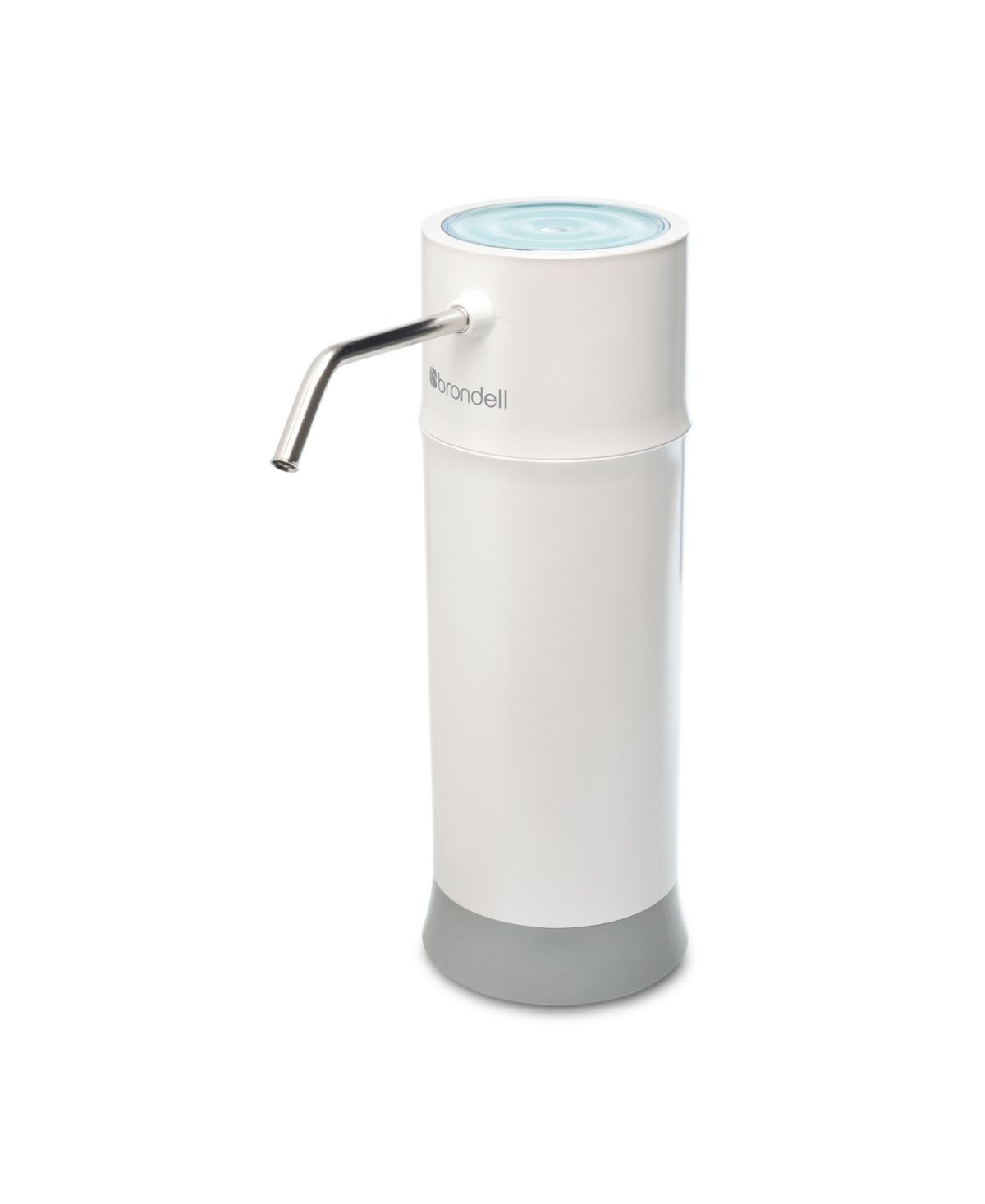 Brondell H2o Pearl Countertop Water Filter System White