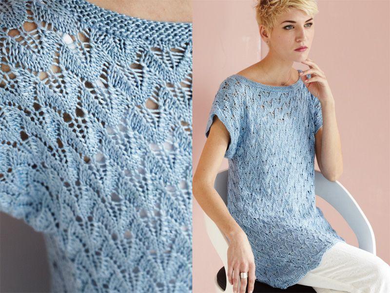 Vogue Knitting Spring Summer 2014 Fashion Preview Animais