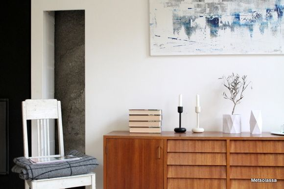 Olohuone / living room - Sisustuskuva jäseneltä Metsolassa - StyleRoom.fi